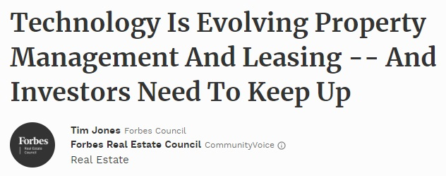 Forbes Technology Report